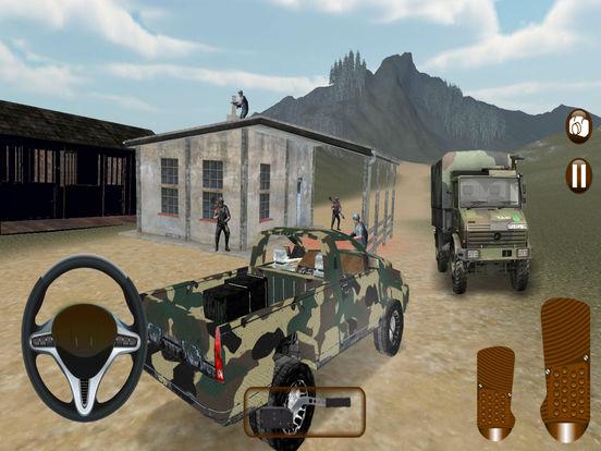 Army Drive Transport Cargo screenshot 6