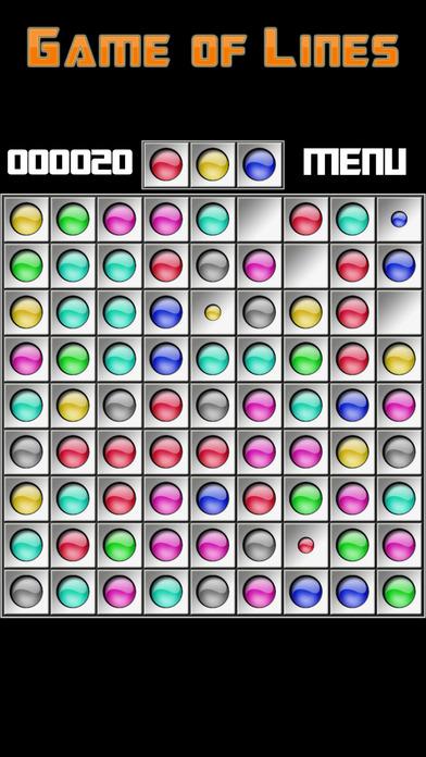 Screenshot(iphone) #3 of color lines