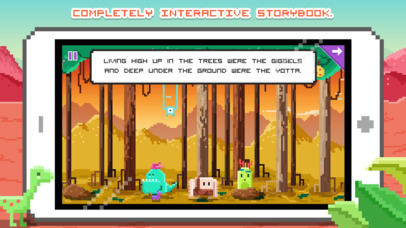 Bit - The Time Travelling Caveman screenshot 1