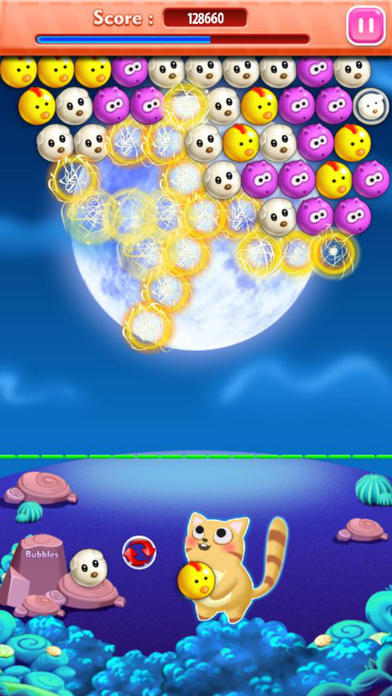 Bubble Shooter - an all-time classic