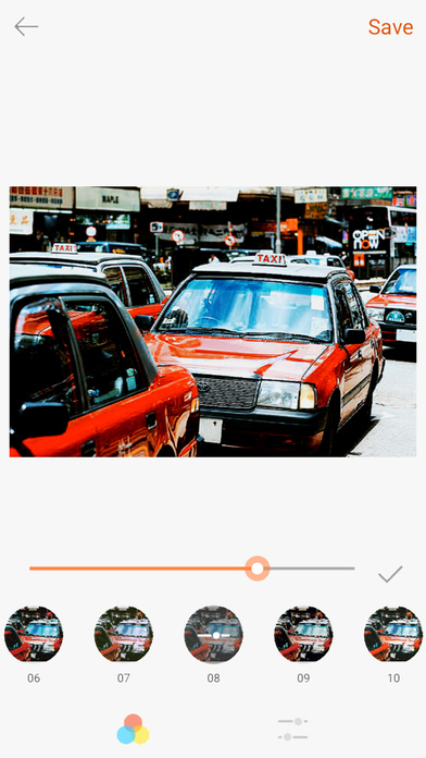 Palette HK Screenshots
