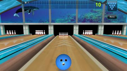 Screenshot 2 3D Bowling Pro — Ten Pin Bowling Games