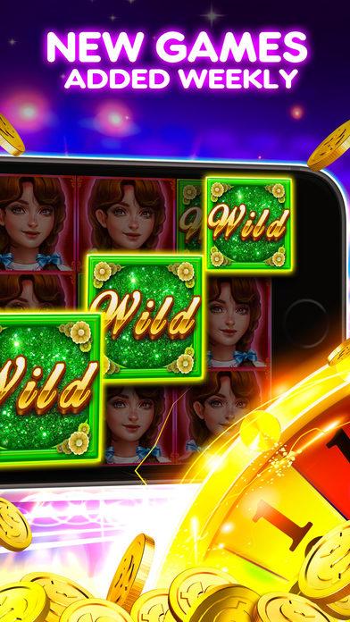 Screenshot 2 Ladyluck Vegas Casino Slots — Wild Vegas Casino