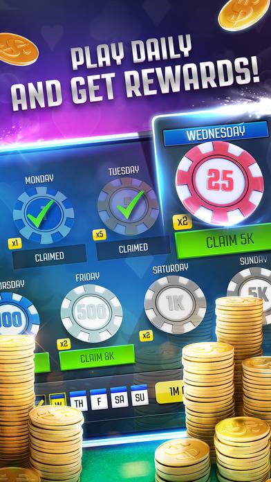 Screenshot 5 Poker Online: Texas Holdem Card Game LIVE