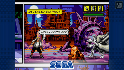 Comix Zone the Top new Game in Apple App Store
