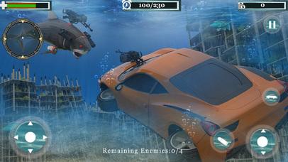Underwater Robot Car Transformation screenshot 2
