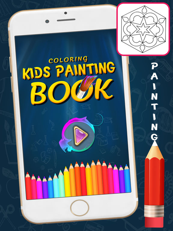 Puzzle: Kids Painting Coloring Book screenshot 6