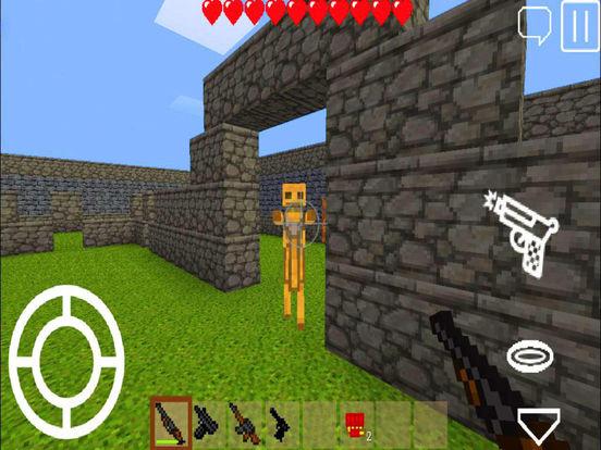 Pixel Block Gun 3D screenshot 6
