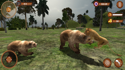 Safari Lion Simulator: Prey Hunting - Pro screenshot