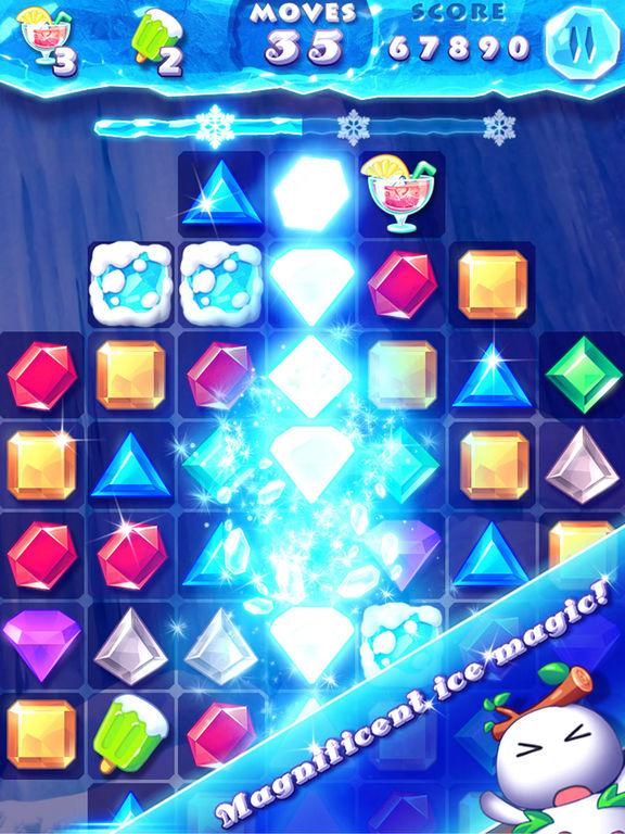 Ice Crush - Cool Summer для iPad