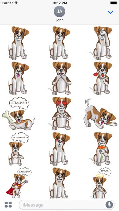Джек Рассел - милая собачка screenshot 2