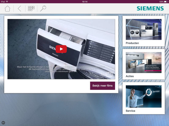 App shopper siemens dealer catalogus bsh huishoudapparaten bv catalogs - Catalogus gaggenau ...