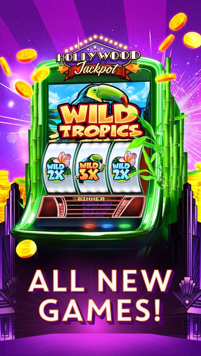 Screenshot 4 Hollywood Jackpot Slots — Las Vegas Slots Casino