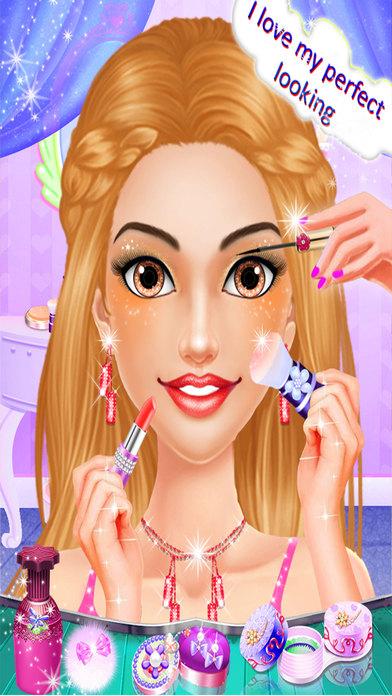 High School Girls Hair Salon screenshot 3
