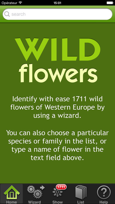 Wild-flowers Screenshots