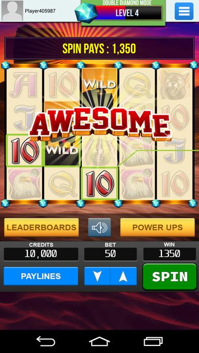 Screenshot 5 Wild Buffalo Slots