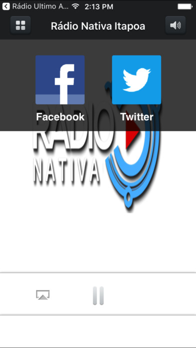 Rádio Nativa Itapoa screenshot 2