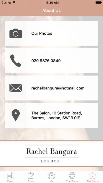Rachel Bangura London screenshot