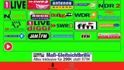 Internet-Radio Player screenshot 3