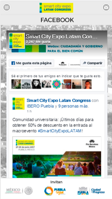 Smart City Expo LATAM Congress screenshot 4