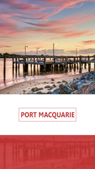 port macquarie tourist guide on the app store. Black Bedroom Furniture Sets. Home Design Ideas