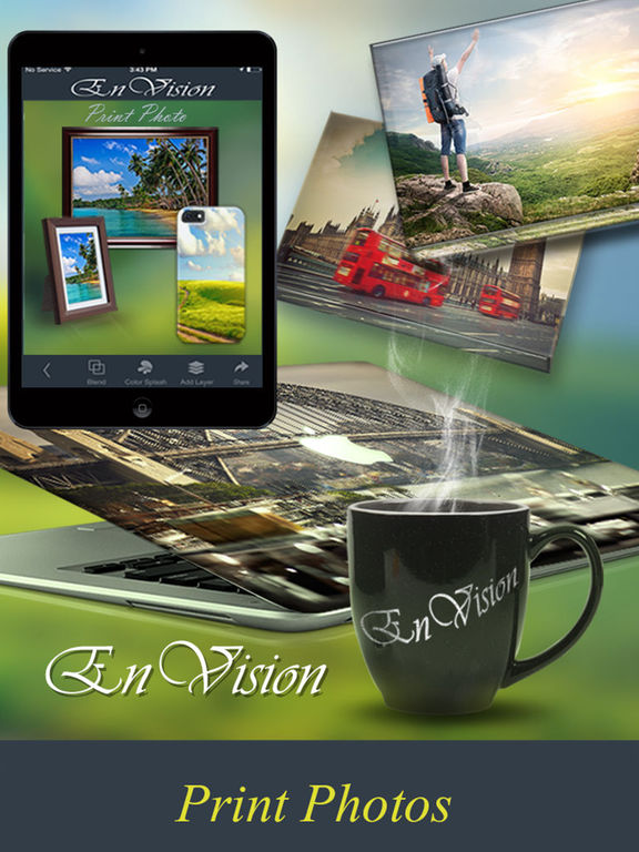EnVision Photo Filters Executive Edition Screenshots