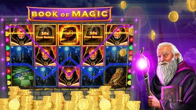 Screenshot 1 Книга Магии: Игровой Автомат