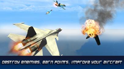 F18 Carrier Airplane Flight Simulator screenshot 3