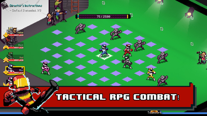 Chroma Squad screenshot 2