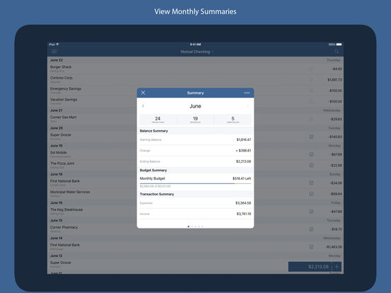 Screenshot #4 for Numero - Personal Finance Manager