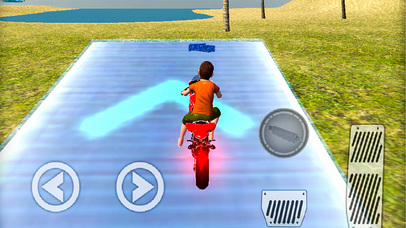 Water Surfer Bike Adventure screenshot 2