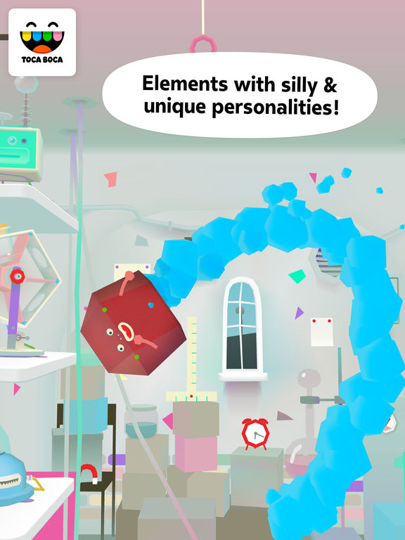 Toca Lab: Elements Screenshots