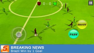 Футбольная игра Challenge 2017 Скриншоты4