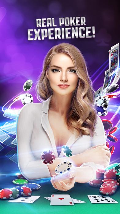 Screenshot 2 Poker Online: Texas Holdem Card Game LIVE
