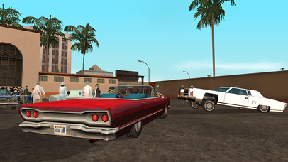Screenshot for Grand Theft Auto: San Andreas in United States App Store