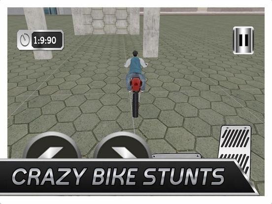 MoterBike Jumping Xtreme screenshot 6