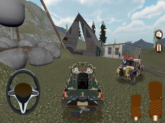 Army Drive Transport Cargo screenshot 10