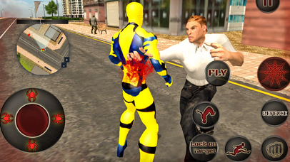 Strange Spider Hero Avenger screenshot 3
