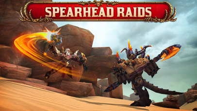 Crusaders of Light screenshot 4