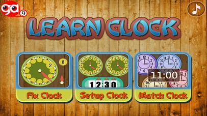 Learn Clock-qdlearn Screenshot