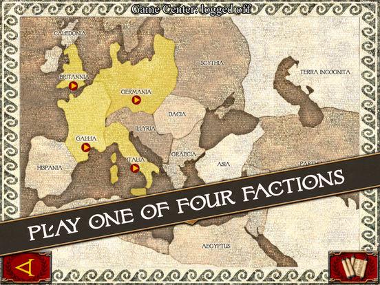 Скачать игру Ancient Battle: Rome
