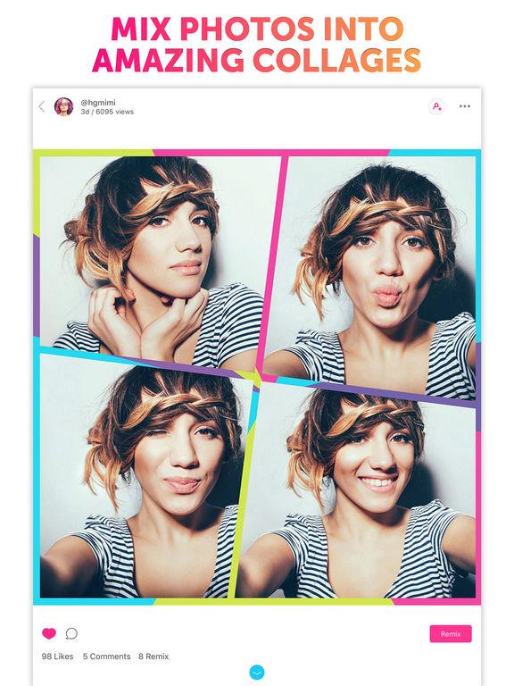 PicsArt Photo Studio: Collage Maker & Pic Editor Screenshots