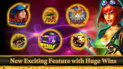 Screenshot 5 Slots — Win Huge Jackpots In This Slot Machines