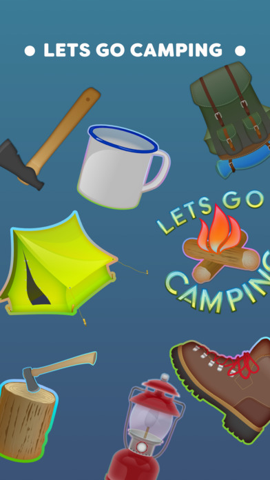 Let's Go Camping on the App Store