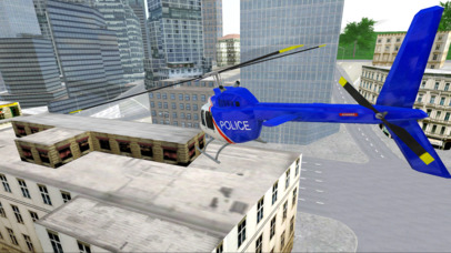 Police Helicopter Simulator: City Flying screenshot 3