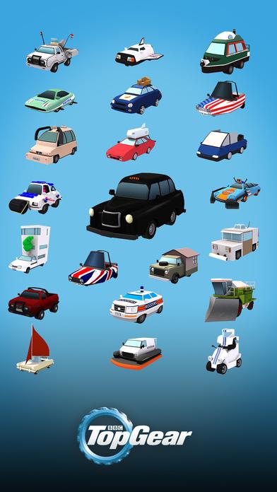 Top Gear: Donut Dash screenshot 2