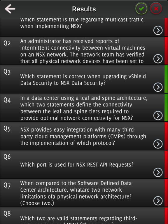 App Shopper Vcp6 Network Virtualization Exam Questions