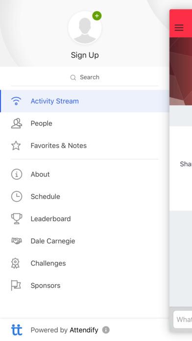 Alliance Amplify screenshot 3