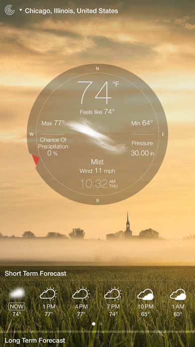 Weather Live Reloaded screenshot 3