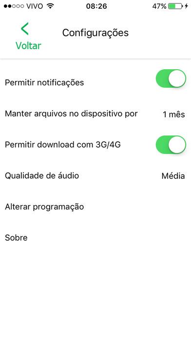 Rádio Florestal screenshot 3